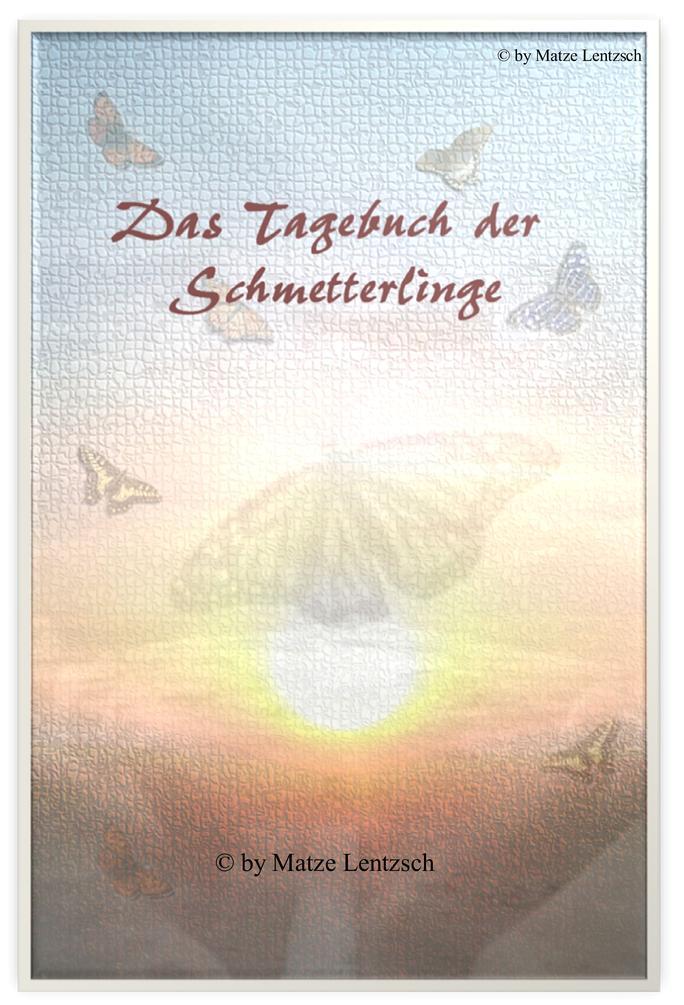 Cover - Tagebuch der Schmetterlinge