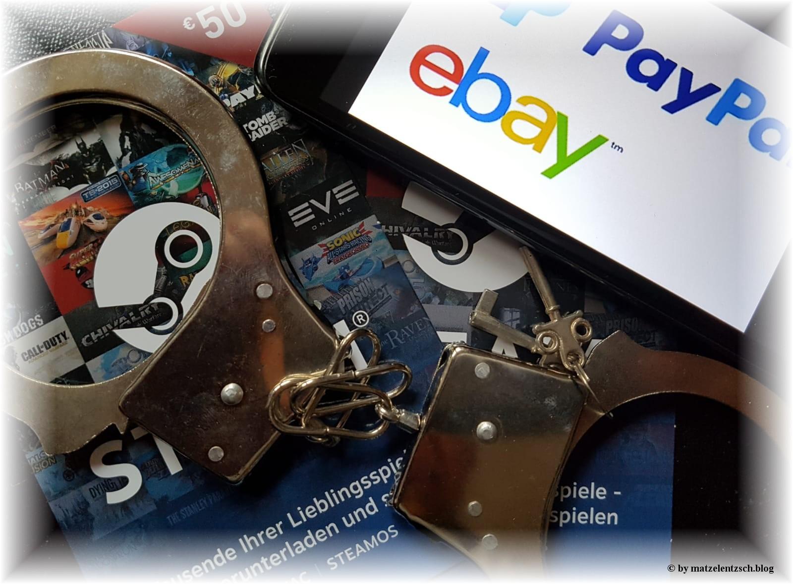 Paypal Guthaben Karte Tankstelle.Betrug Mit Steam Karten Gehackte Ebay Gefalschte Paypal